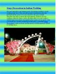 Stage Decoration in Indian Wedding PowerPoint PPT Presentation