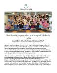 Residential Yoga Teacher Training In Rishikesh, India PowerPoint PPT Presentation
