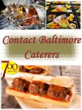 Contact Baltimore Caterers PowerPoint PPT Presentation