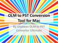 Free OLM to PST Conversion Tool PowerPoint PPT Presentation