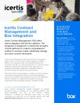 Icertis Contract Management Offers Integration with The Box Platform PowerPoint PPT Presentation