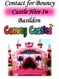 Contact for Bouncy Castle Hire In Basildon
