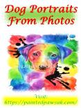 Dog Portraits From Photos PowerPoint PPT Presentation