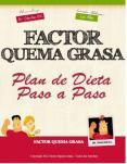 FACTOR QUEMA GRASA GRATIS COMPLETO EN ESPAÑOL PowerPoint PPT Presentation