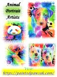 Animal Portrait Artists PowerPoint PPT Presentation