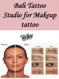 Bali Tattoo Studio for Makeup tattoo PowerPoint PPT Presentation
