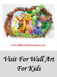 Visit For Wall Art For Kids PowerPoint PPT Presentation