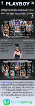 Playboy video slot game by Microgaming PowerPoint PPT Presentation