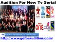 At GoForAudition- The Fest For Auditions For New Tv Serials Is Ever Continuing! PowerPoint PPT Presentation