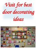 Visit for best door decorating ideas PowerPoint PPT Presentation