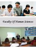 Faculty Of Human Sciences PowerPoint PPT Presentation