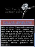 Custom jewelry dallas PowerPoint PPT Presentation