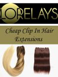 Cheap Clip In Hair Extensions PowerPoint PPT Presentation