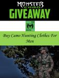 Buy Camo Hunting Clothes For Men