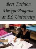 Best Fashion Design Program at EL University PowerPoint PPT Presentation