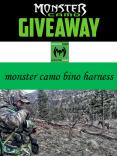 monster camo bino harness PowerPoint PPT Presentation