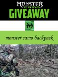 monster camo backpack PowerPoint PPT Presentation