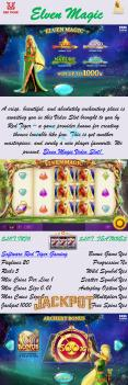Elven Magic slot game PowerPoint PPT Presentation