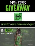 monster camo climashield apex PowerPoint PPT Presentation