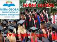 Call Online MBA Program 969-090-0054 number to get MIBM GLOBAL PowerPoint PPT Presentation