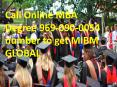 Call Online MBA Degree 969-090-0054 number to get MIBM GLOBAL PowerPoint PPT Presentation
