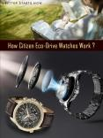 Citizen Watches - How Citizen Eco-Drive Watches Work? PowerPoint PPT Presentation