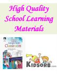 High Quality School Learning Materials PowerPoint PPT Presentation