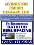 Lafayette bathtub resurfacing PowerPoint PPT Presentation