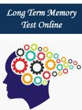 Long Term Memory Test Online PowerPoint PPT Presentation
