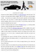 Lyft clone | Lyft Clone Script | Nakphy IT FIrm | Uber Clone PowerPoint PPT Presentation