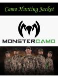 Camo Hunting Jacket PowerPoint PPT Presentation