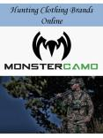 Hunting Clothing Brands Online