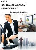 All About Insurance Agency Management - Software and Services PowerPoint PPT Presentation