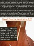 Wood floors ny PowerPoint PPT Presentation
