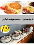 Call For Restaurants Near Bwi PowerPoint PPT Presentation