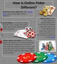How is Online Poker Different? PowerPoint PPT Presentation