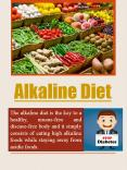 Alkaline Food Chart PowerPoint PPT Presentation