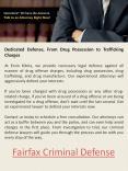 Fairfax Criminal Defense PowerPoint PPT Presentation