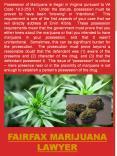 Fairfax Marijuana Lawyer PowerPoint PPT Presentation