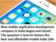 application development companies in hyderabad