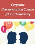 Corporate Communication Courses At EL University PowerPoint PPT Presentation