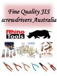 Fine Quality JIS screwdrivers Australia PowerPoint PPT Presentation