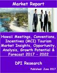 Hawaii Meetings, Conventions, Incentives (MCI) Tourism Market Insights, Opportunity, Analysis, Growth Potential & Forecast 2017 – 2022