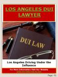 Los Angeles DUI Lawyer PowerPoint PPT Presentation