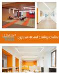 Gypsum Board Ceiling Online PowerPoint PPT Presentation