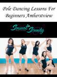 Pole Dancing Lessons For Beginners Amherstview PowerPoint PPT Presentation