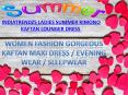 INDIATRENDZS LADIES SUMMER KIMONO KAFTAN LOUNGER DRESS  PowerPoint PPT Presentation