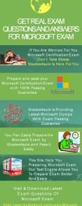 Microsoft Actual Exam Question Answers PowerPoint PPT Presentation