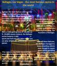 Bellagio Casino Las Vegas PowerPoint PPT Presentation