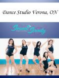 Dance Studio Verona, ON PowerPoint PPT Presentation
